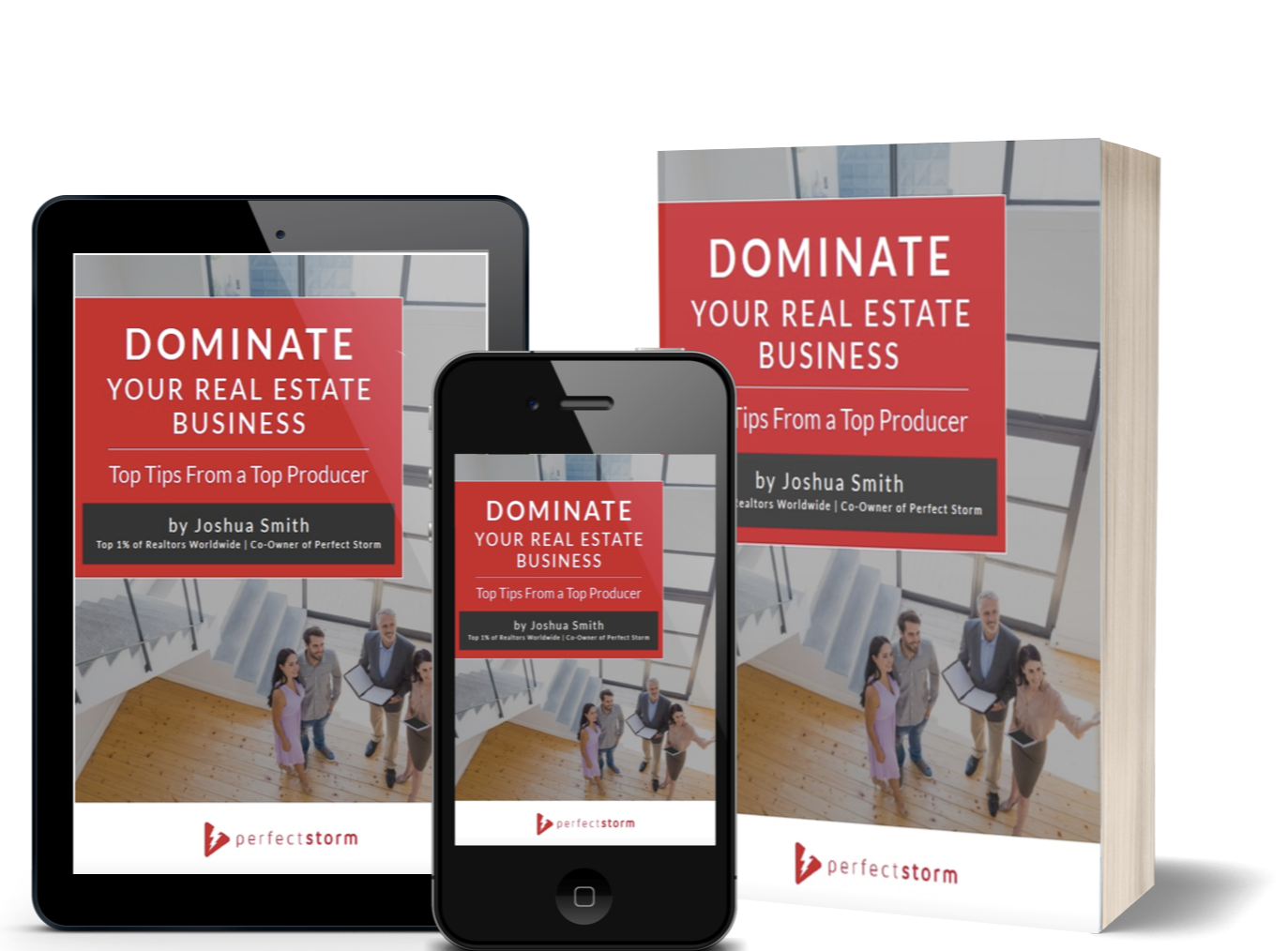 Perfect Storm - Dominate Your Real Estate Business